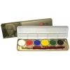 MagiCake Aqua Paint Palette 6 colors